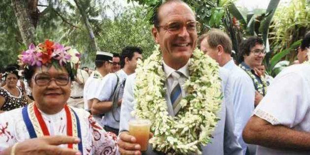 Jacques Chirac est cool, oui mais
