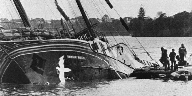 Rainbow Warrior : Trente ans après, l'agent de la DGSE qui a coulé le navire