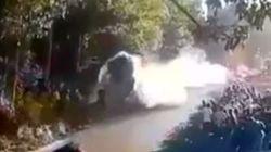 6 spectateurs tués lors d'un rallye en