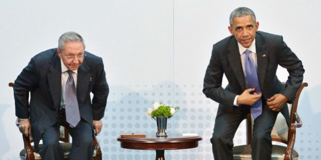 Entre les États-Unis et Cuba, plus de 50 ans d'hostilité avant la