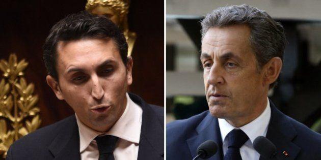 Julien Aubert soutenu par Nicolas Sarkozy malgré des révélations embarrassantes du Canard