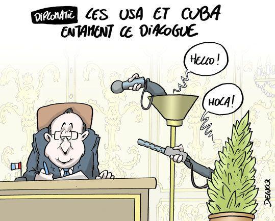 Cuba et les USA se parlent... de