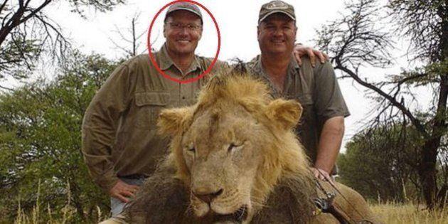 Lion Cecil: Walter Palmer donne sa première interview sur la mort du fauve et n'exclut pas de retourner