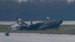Les pilotes de l'avion de Margerie ont vu le chasse-neige mais n'y ont pas vu de