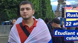 Russie Pays de Galles: Notre supporter russe regrette les incidents de Marseille et adore la pâtisserie
