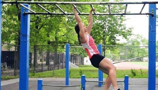 Faire de l'exercice au parc, c'est possible et