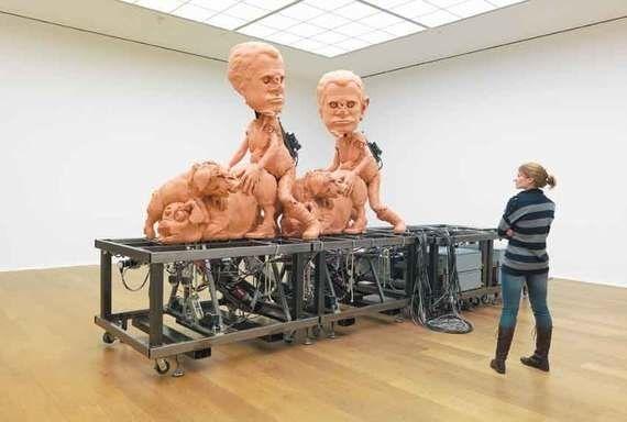 L'Art contemporain n'est plus un