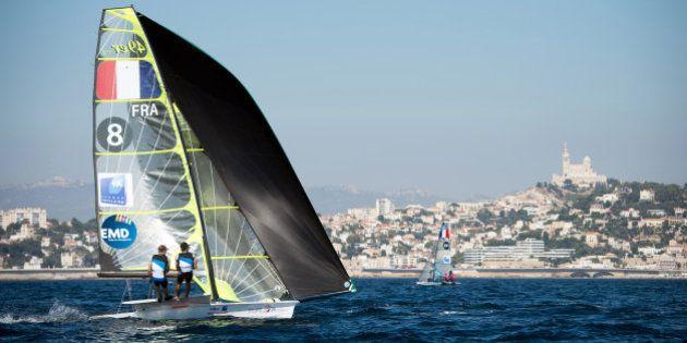 JO 2024: Marseille accueillera les épreuves de voile en cas de victoire de