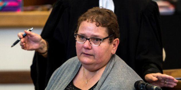 Octuple infanticide: Dominique Cottrez condamnée à neuf ans de