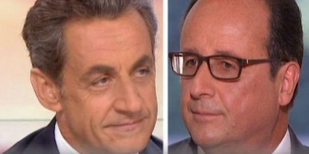VIDÉO. Hollande, contrairement à Sarkozy, assure n'avoir