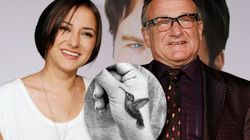 Le tatouage de la fille de Robin Williams en hommage à son