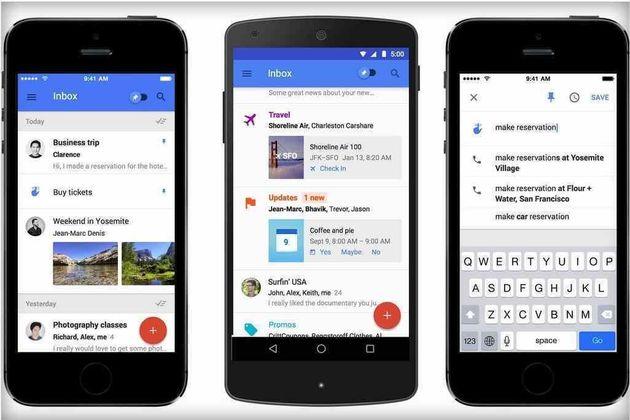 Test de Gmail Inbox: Google invente la messagerie