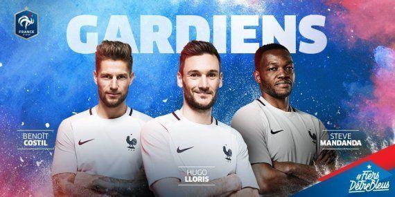 Mais pourquoi l'équipe de France ne jouait pas avec son maillot blanc habituel contre la
