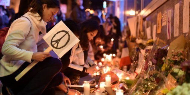 PHOTOS. Attentats de Paris: de nouvelles manifestations internationales de