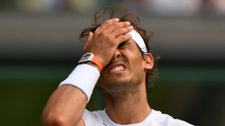 Rafael Nadal vit décidément la pire saison de sa