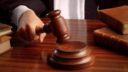 Lourde sanction réclamée contre le magistrat qui avait live-tweeté une