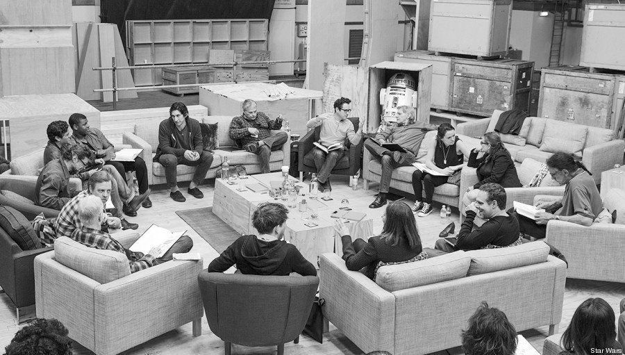 Star Wars 7: le casting final dévoilé, avec Adam Driver, Oscar Isaac et Andy