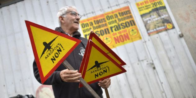 Le référendum local sur Notre-Dame-des-Landes aura-t-il lieu? Le conseil d'État doit