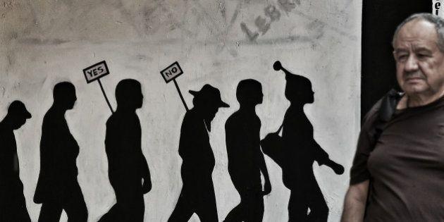 Sondage sur le référendum grec: le