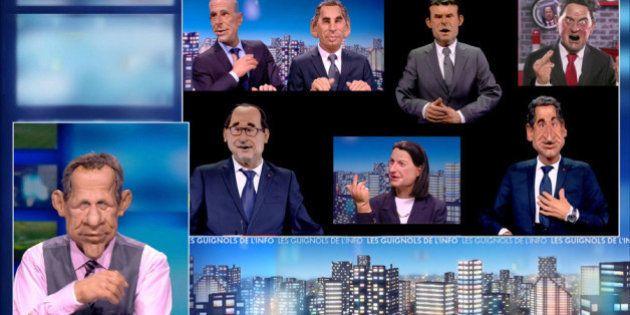 Touche pas aux Guignols : pourquoi les politiques ont tant soutenu les marionnettes dont ils sont le
