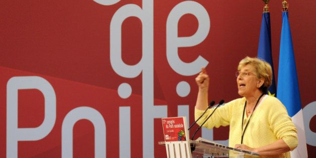 Marie-Noëlle Lienemann, frondeuse historique et première candidate à la primaire du