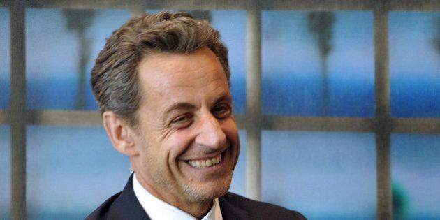 Nicolas Sarkozy donne une conférence à 100.000 euros au