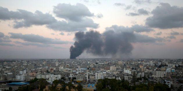 Gaza: entrée en vigueur d'un cessez-le-feu de douze heures