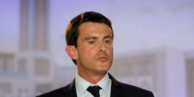 À la mosquée d'Évry, Manuel Valls adresse un message d'apaisement aux musulmans de