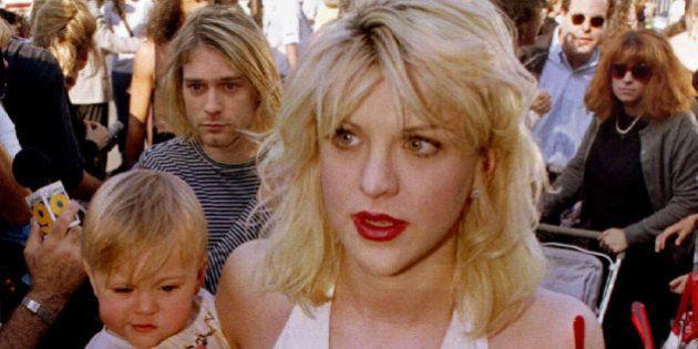 Kurt Cobain et Courtney Love: de nouveaux éléments révélés par la police de