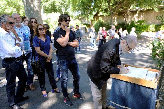 À Pézenas, l'ultime hommage aux policiers tués à