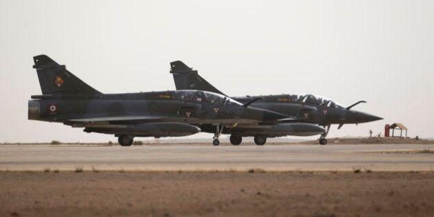 La France a massivement bombardé Raqa, le fief de Daech en