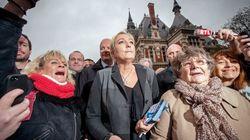 A Calais, Marine Le Pen vient dénoncer les migrants pour mieux préparer les régionales de
