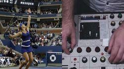 Le génie de l'électro transforme les matchs de l'US Open en