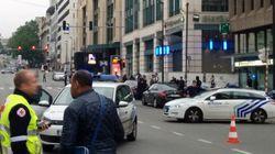 Un homme arrêté à Bruxelles avec une fausse ceinture