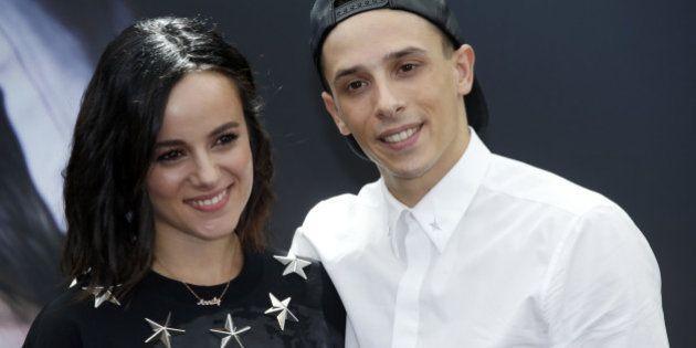 Alizée et Grégoire Lyonnet se sont