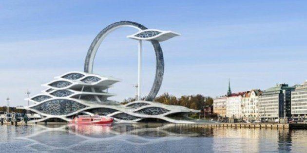 PHOTOS. Musée Guggenheim d'Helsinki: les projets en
