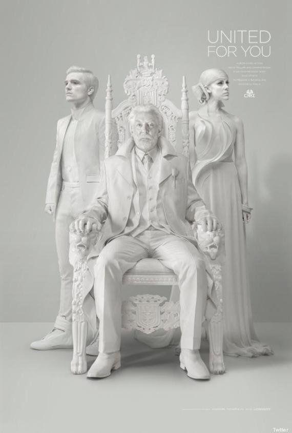 VIDEO. Hunger Games La Révolte: la bande