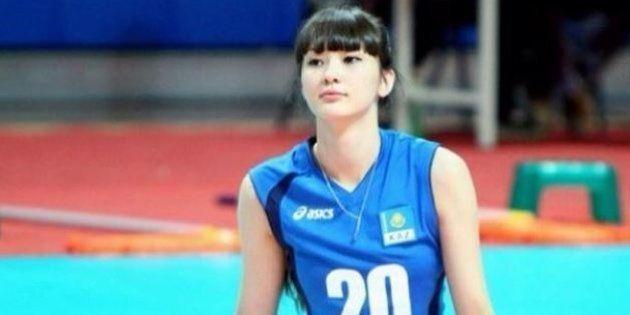 PHOTOS. Sabina Altynbekova est trop belle pour jouer au volley: