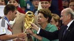 Le Brésil entre en récession, plombé par sa Coupe du