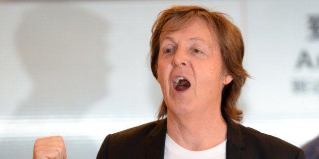 Paul McCartney s'engage à son tour contre l'indépendance de