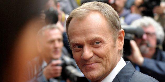 Union européenne: le Polonais Donald Tusk désigné président du