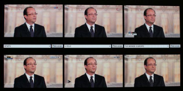 Anaphore de François Hollande: qu'en reste-t-il deux ans après le débat télévisé de la
