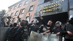 Ukraine : les pro-russes s'emparent du siège du parquet à