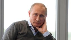 Poutine évoque pour la première fois un futur État dans l'est de