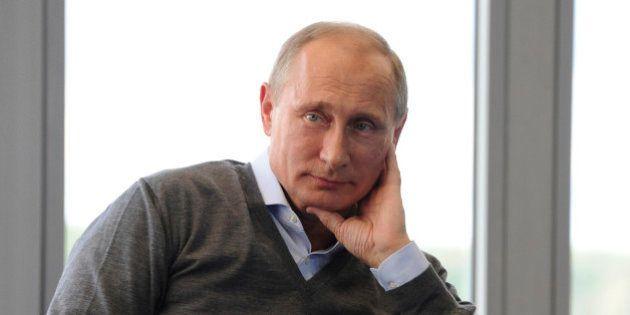 Vladimir Poutine évoque pour la première fois un futur État dans l'est de