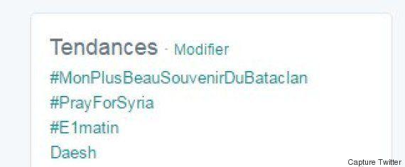 Attentats: internautes et artistes commémorent avec le hashtag