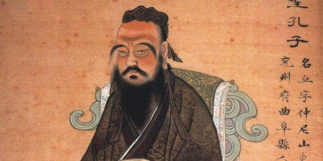 Un portrait de Confucius découvert en Chine dans une tombe datant de près de 2000