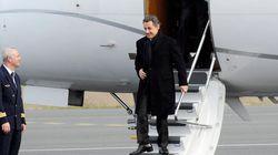 Sarkozy a pris un jet privé pour les meetings du Doubs et de La