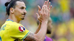 Zlatan Ibrahimovic prend sa retraite