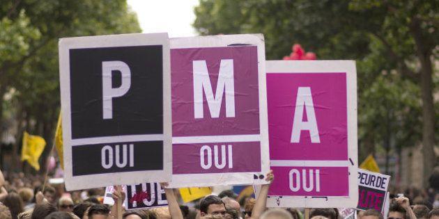 PMA à l'étranger: le sort des enfants d'homosexuelles divise la justice et oblige Taubira à se